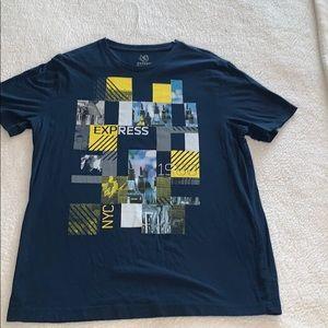 Men's Express T-Shirt - Large